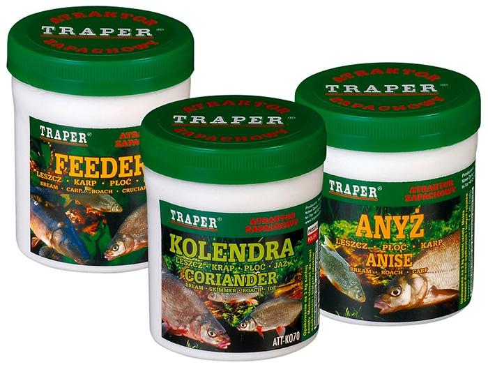 применение кориандра в рыбалке