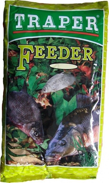 прикормка traper feeder фидер 1кг