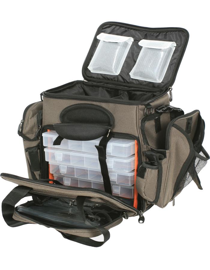 сумка для рыбалки salmo h-3520 купить